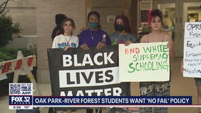 Oak Park and River Forest High School board considers 'no fail' policy