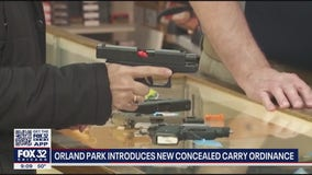 Orland Park ordinance gives police options on how to handle CCL violations