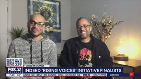 Chicagoans honored as finalists in 'Rising Voices' film initiative