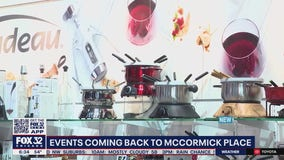 McCormick Place prepares for return of conventions this summer and beyond