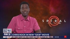 Chris Rock talks new 'Spiral' horror movie