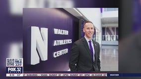 Mike Polisky announces resignation as Northwestern athletic director