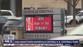 Naperville Central HS football team faces IHSA sanctions