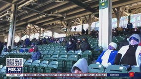 Chicago's ballparks expand fan capacity