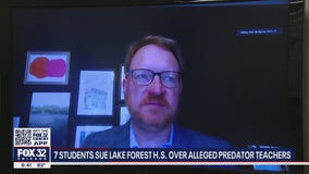 Alleged victims of sexual abuse at Lake Forest High School speak out years later