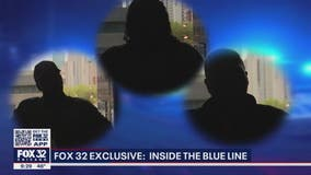 Exclusive: 3 Chicago cops open up about policing in the city