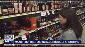 Lightfoot wants to ban alcohol sales at stores in Chicago after 10 p.m.
