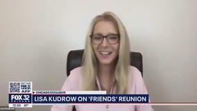 Lisa Kudrow talks 'Friends' reunion