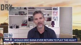Eric Bana talks new thriller 'The Dry'