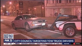 City Council seeking to create licenses for tow truck drivers