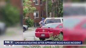 Chicago cop who killed Anthony Alvarez seen on video with gun drawn during road rage clash
