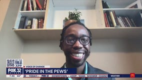 'Pride in the Pews' seeks acceptance for LGBTQ Christians in the Black church