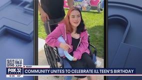 Joliet helps girl in need of kidney celebrate her 15th birthday