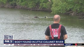 Body pulled from Little Calumet River near where 12-year-old boy was reported missing