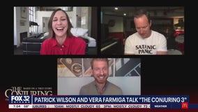 Patrick Wilson, Vera Farmiga talk 'The Conjuring 3'
