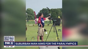 Burbank man hoping to qualify for Paralympics this summer
