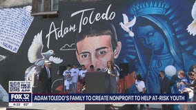 Family of Adam Toledo creates nonprofit for at-risk youth