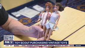 'The Toy Scout': Local man travels the country searching for rare, vintage toys