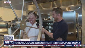 Hard Rock Casino in Northern Indiana opens today