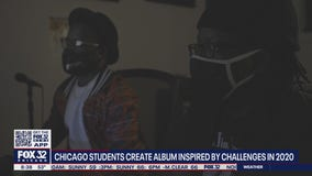 Chicago students create album inspired by challenges in 2020