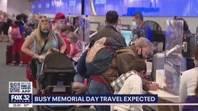 Memorial Day weekend: Chicago airports prepare for big travel increase
