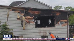 Home explosion reported in Lemont, 1 person dead