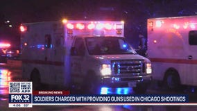 3 US Army soldiers charged with supplying guns used in Chicago shootings