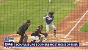Schaumburg Boomers baseball returns for the first time in over a year