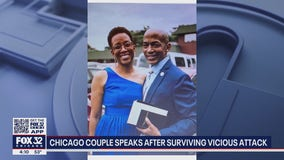 Chicago couple speaks out after surviving vicious 'horror movie'-like attack