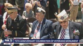 Italian Americans host ceremony honoring all veterans at park in Little Village