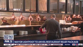 Lightfoot to unveil restaurant relief package at city council meeting