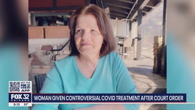 COVID-19 patient shows 'improvement' after receiving ivermectin following legal battle with hospital