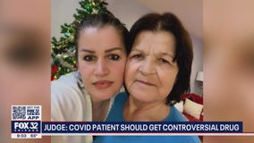 COVID-19 patient receives ivermectin drug from Elmhurst Hospital after judge's order