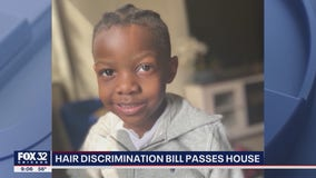 Hair Discrimination Bill inspired by Chicago toddler passes House