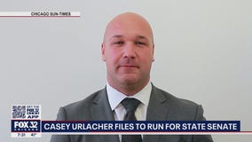 Casey Urlacher files paperwork to run for Illinois Senate