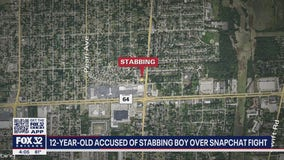 12-year-old accused of stabbing boy over Snapchat fight