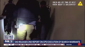 OIG releases 2nd report on Chicago police's execution of search warrants