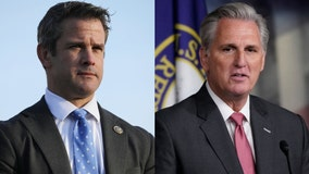 Illinois Rep. Kinzinger accuses GOP House leader of ignoring Capitol riot warning signs