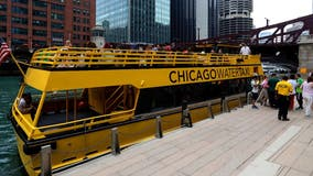 Chicago Water Taxi to resume service Memorial Day weekend