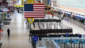 Unresponsive infant saved by customs agents, paramedics at Baltimore BWI Airport