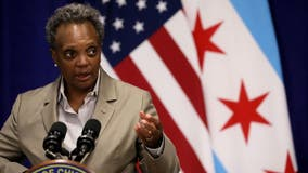 Lightfoot unveils broad relief package for Chicago businesses, consumers
