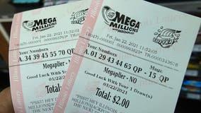 Winning $515M Mega Millions ticket sold in Pennsylvania