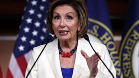 Pelosi ditches mask at White House while doubling down on House floor rules
