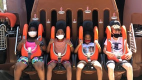 Hundreds of CPS honor roll students got a free trip to Six Flags in Gurnee