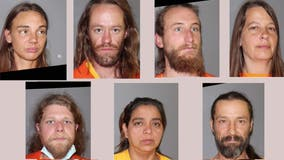 Cult leader's mummified remains found in home, 7 people charged