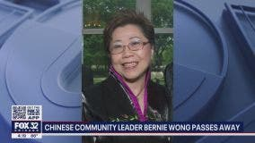 Bernarda 'Bernie' Wong, Chinese community leader in Chicago, to be laid to rest