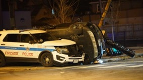 66% of Chicago police chases in 2019 ended in crashes; policy went unchanged until late 2020, emails show
