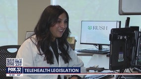 Pressure to change Illinois law to have telehealth visits covered by insurance when pandemic ends