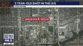 2-year-old girl among 18 shot since Friday night in Chicago