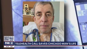 Chicago man thinks he has COVID, hours later he's having open-heart surgery